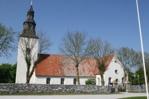 fårö medeltida kyrka